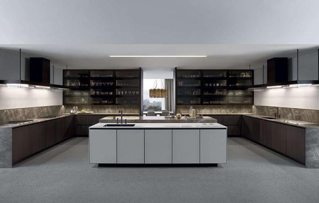 Gusto e tecnologia, le cucine Varenna da 2C Arredamenti